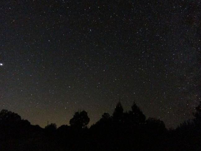 Dark Sky Comparison